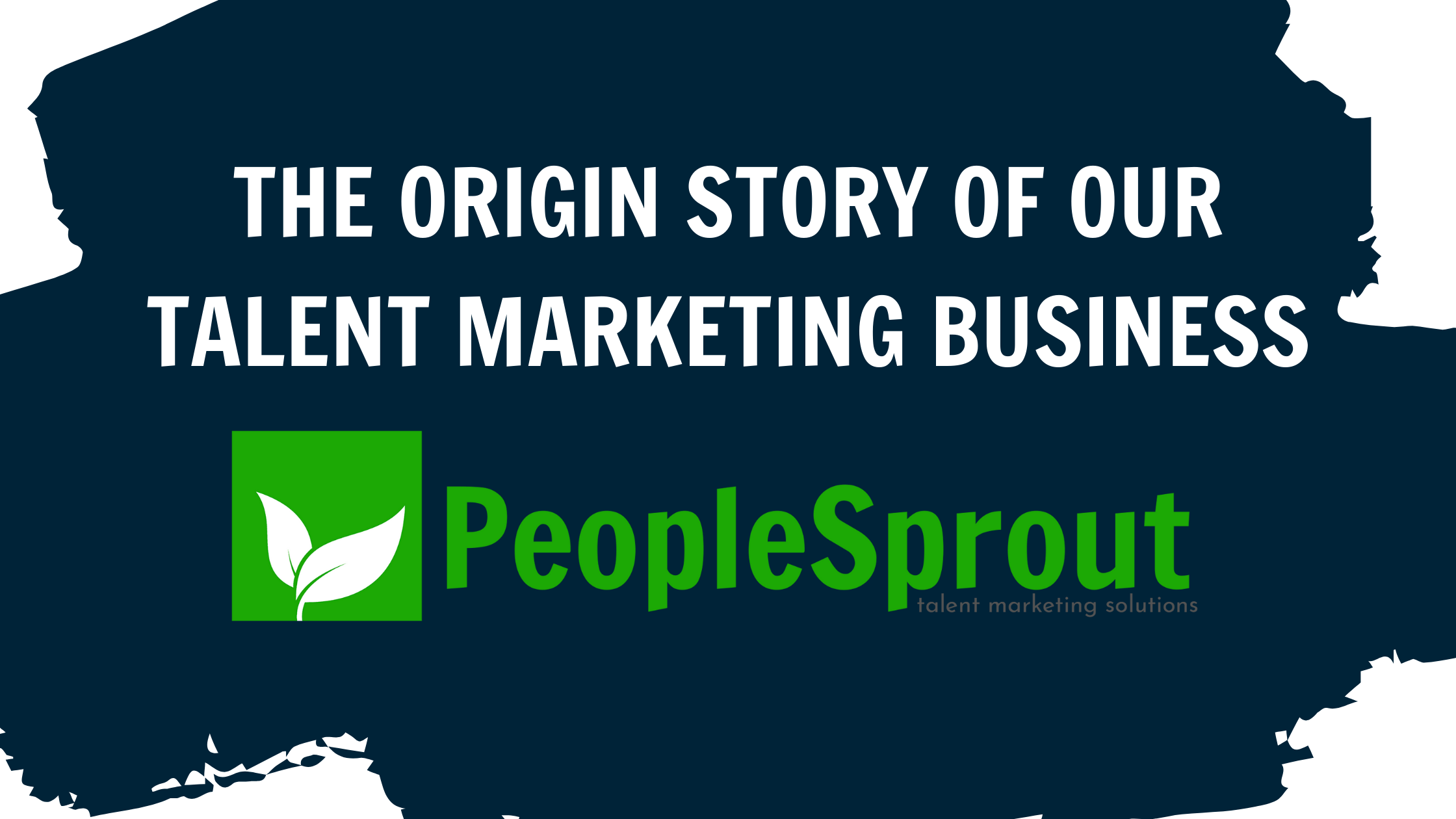 The origin story of PeopleSprout
